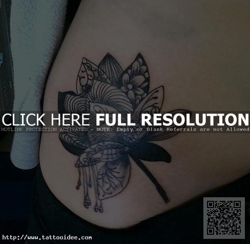 Lotus Ornament Tattoo