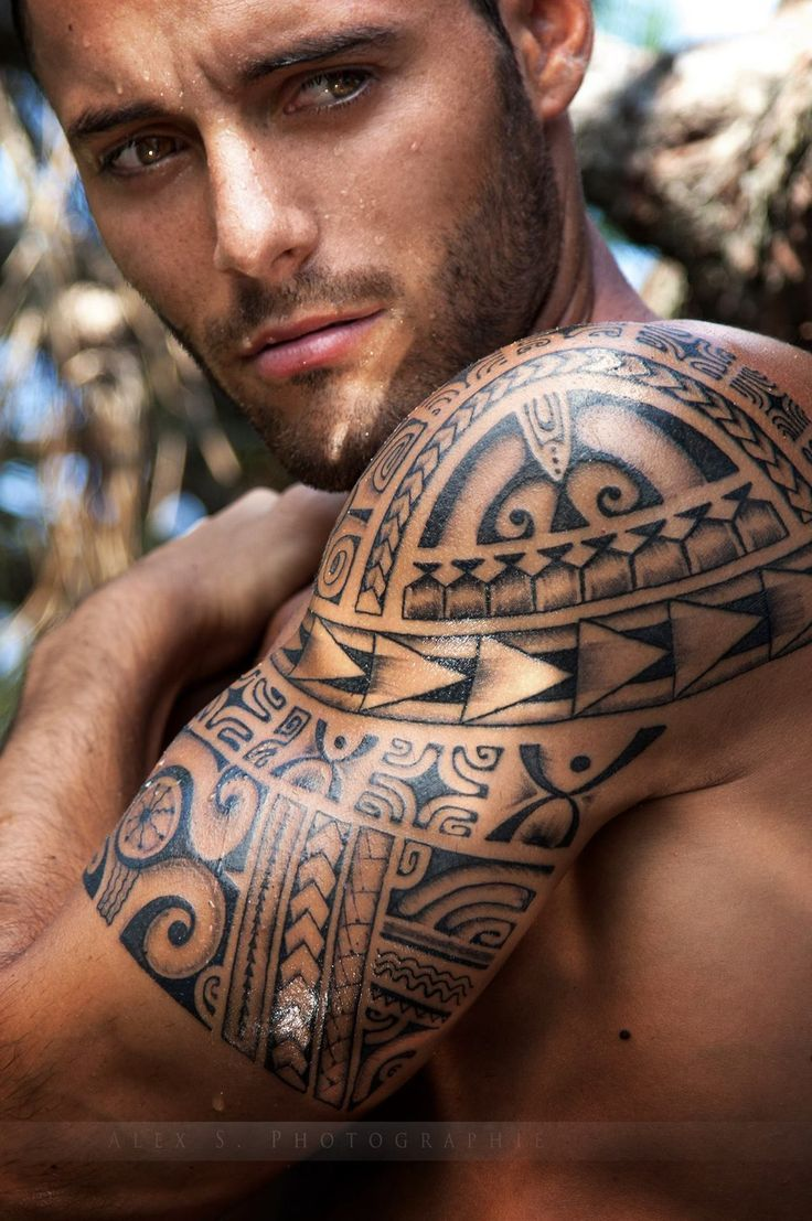Maori Arm Tattoo Tattooideecom