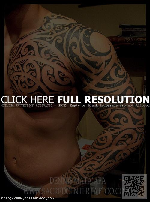 Maori Tattoo Arm Tattooideecom