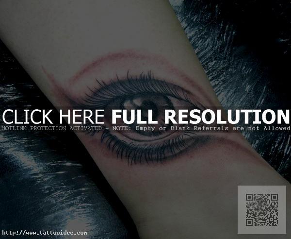 Augen Tattoo Tattooideecom