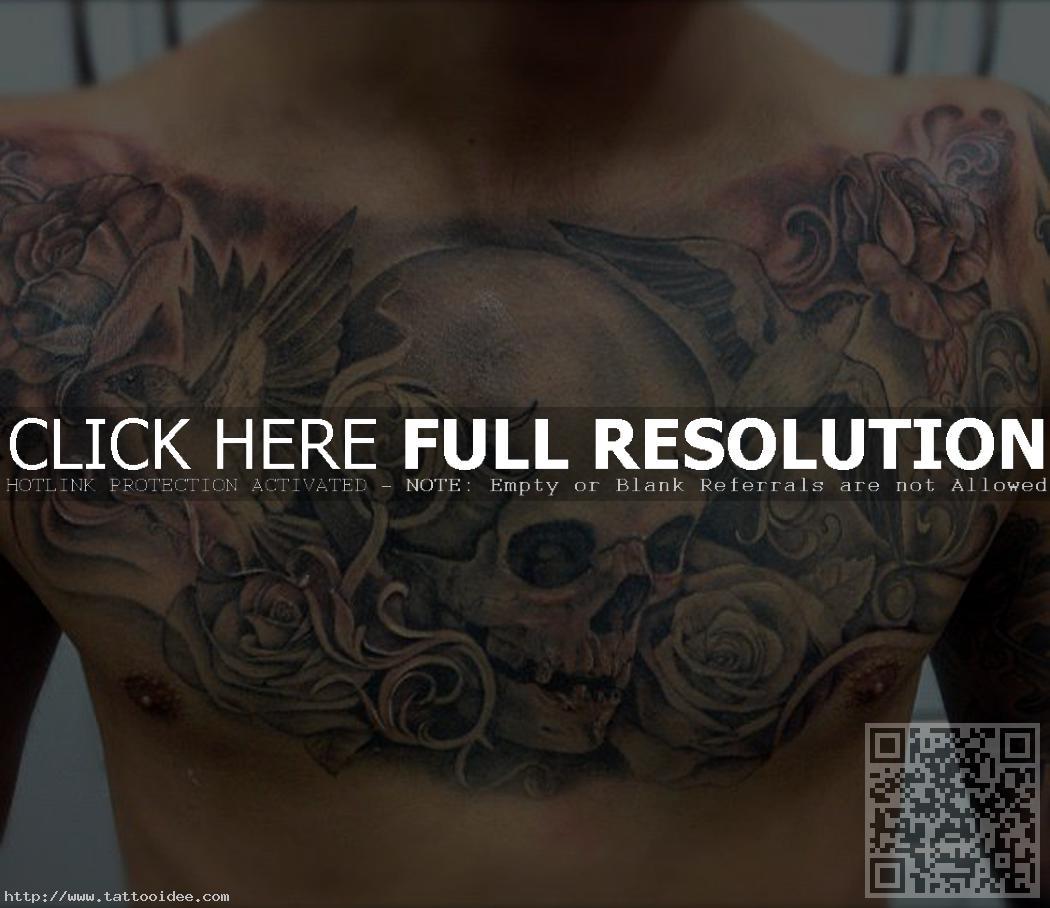 Totenkopf Tattoo Tattooidee Com