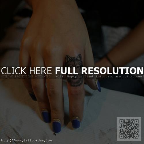 Wolf Tattoo Tattooidee Com