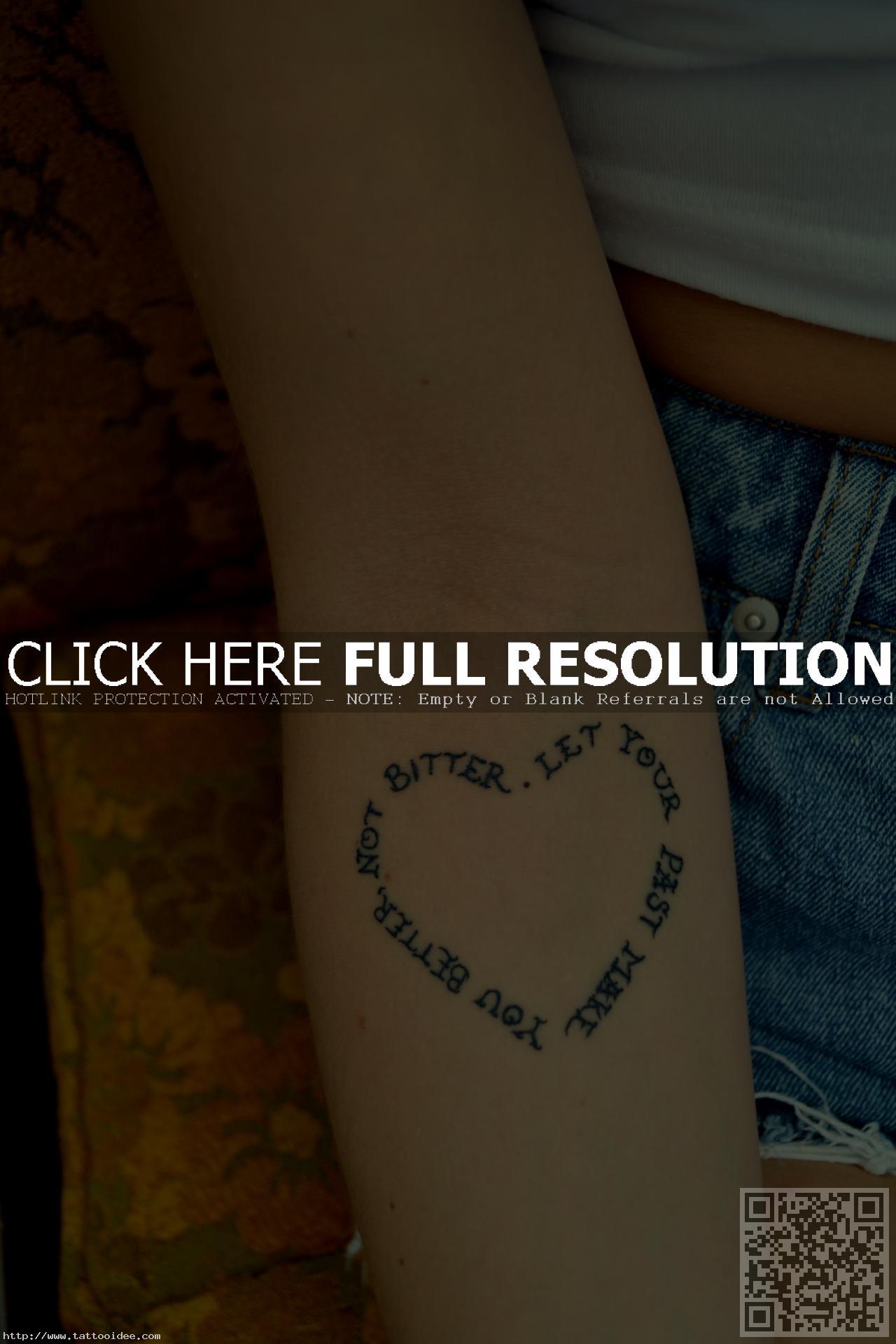 Kleine Tattoos Unterarm Tattooideecom